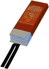 Tulivex Pinnoitettu Sammutuspeite 120×180 Cm